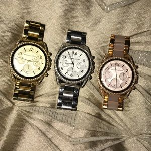 Authentic Michael kors watches!